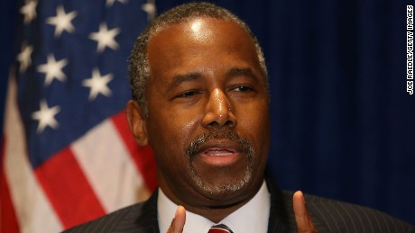 Ben Carson's Statement About Poverty