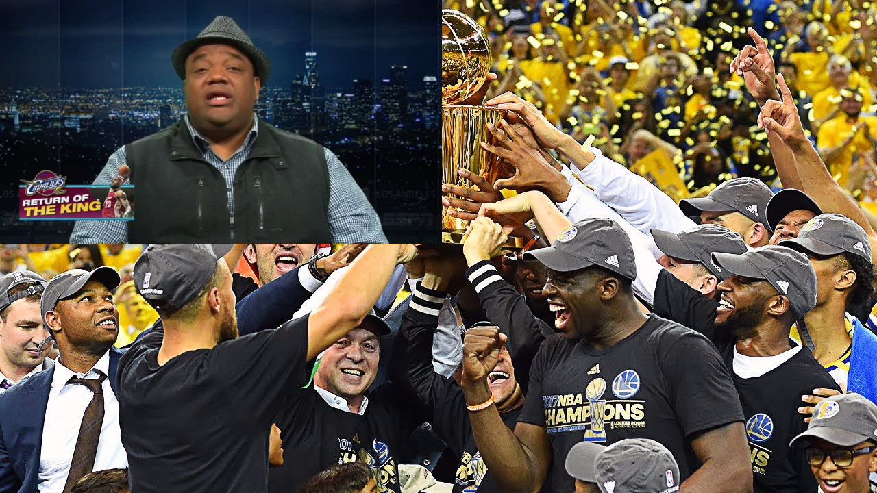 Jason Whitlock Suggests White House Boycott by Warriors is Cowardly