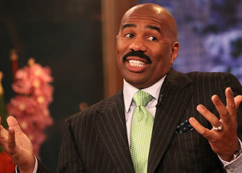 Steve Harvey's Bad Joke About Flint, MI Water Supply