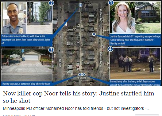 Muhammad Noor Called Killer Cop