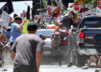 Trump, The Alt-Right, White Nationalists and Violence in Charlottesville, Virginia