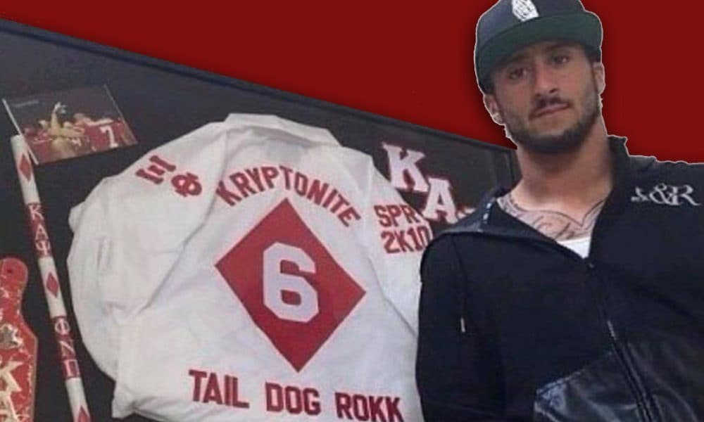 Kappa Alpha Psi Fraternity Send Letter to NFL Concerning Colin Kaepernick