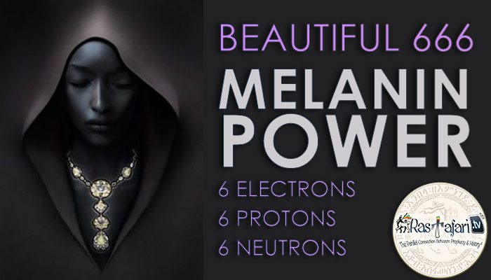 The Power of Melanin ~ Exploring the Expanse of Black Power at a Molecular Level