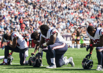 Houston Texans Plan Pre-game Protest in Response to Bob McNair's Racist Statement!