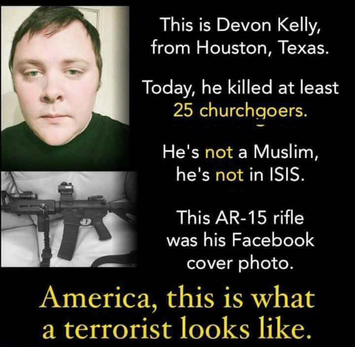 Devin Kelly: 26 Killed & 20 Wounded in Texas Church Shooting ~ What You Need to Know!