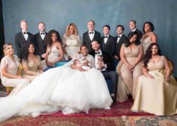 Serena Williams Wedding and The Absence of Her Father ~ What's Really Going On!