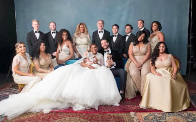 Serena Williams Wedding and The Absent of Her Father ~ What's Really Going On!