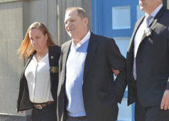 Harvey Weinstein Officially Charged and Arrested for Rape