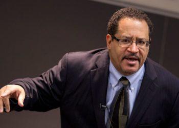 Michael Eric Dyson Cautions Against Being Blinded by Trump's Pardons