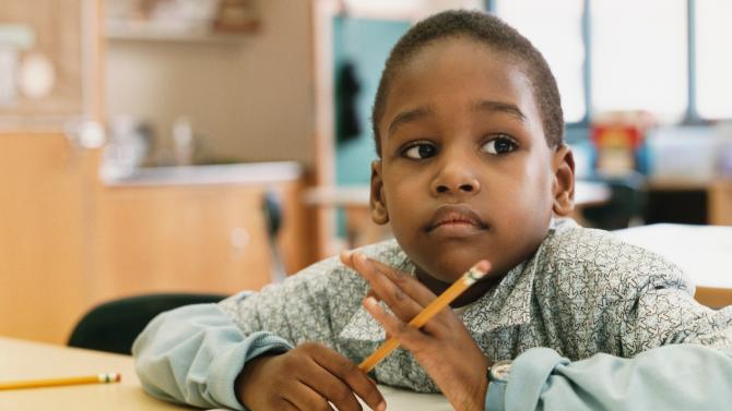 The Punishing Reach of Racism for Black Boys