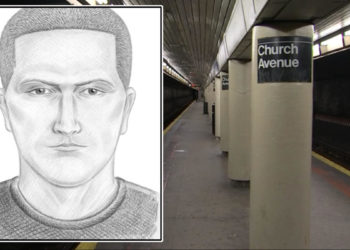 Woman Beaten & Stabbed in Subway Station by Man Yelling Racially Charged Words