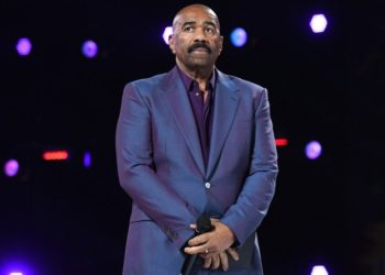Steve Harvey Unloads His 4 Texas Homes Ahead Of Dirty Divorce War