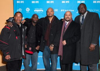Say Their Names ~ Antwon McCray ~ Kevin Richardson ~ Yusef Salaam ~ Raymond Santana ~ Corey Wise ~ The Central Park Five