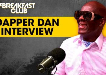 Dapper Dan Breakfast Club Interview