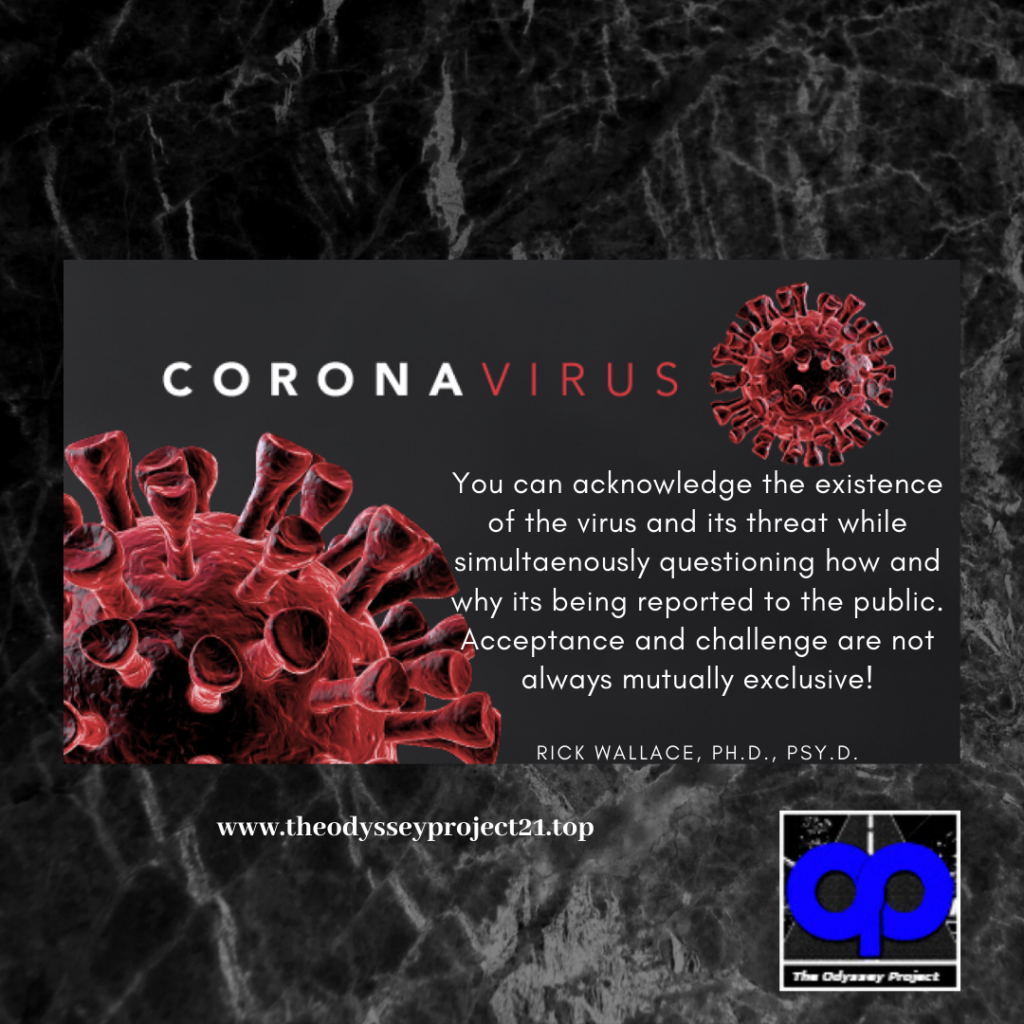 COVID-19: The Balance Between Acceptance and Paranoia