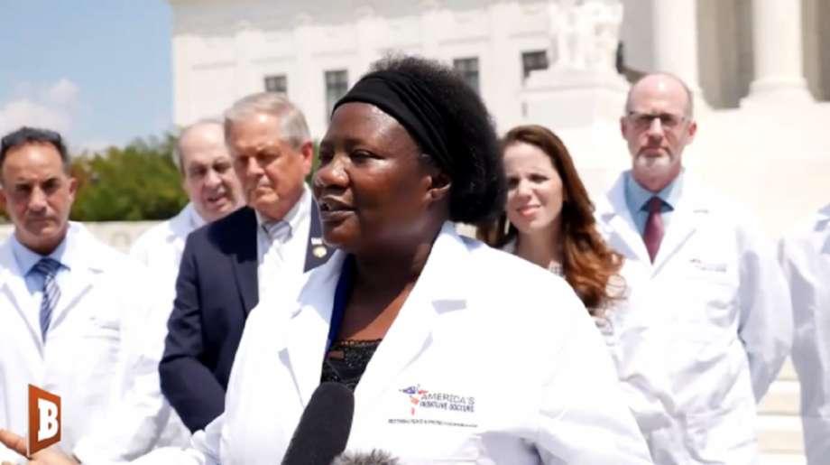 Dr. Stella Immanuel Boasts Cure for COVID-19