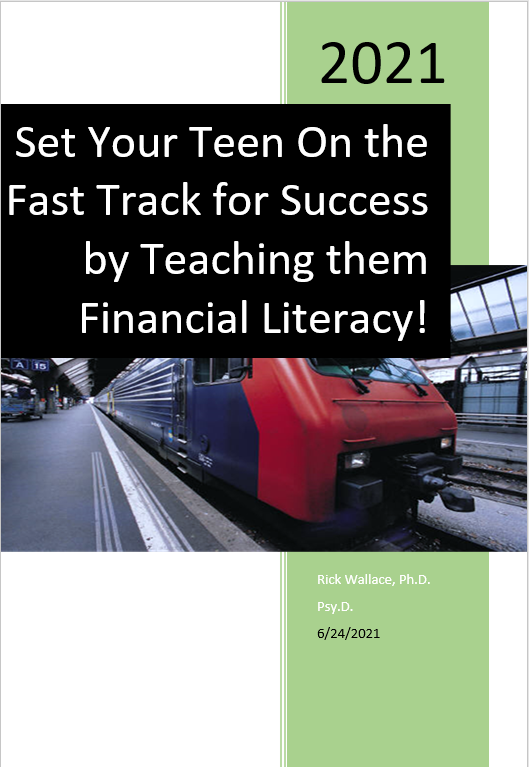 Teaching Your Black Teen Financial Literacy